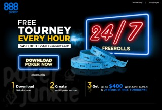 free online poker tournaments with cash prizes